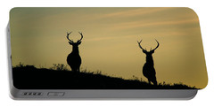 Red Deer Stags  Portable Battery Charger