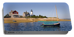 Sandy Neck Lighthouse Portable Battery Charger