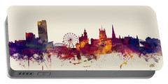 Sheffield England Skyline Portable Battery Charger