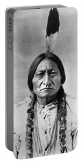 Sitting Bull 1834-1890. To License For Professional Use Visit Granger.com Portable Battery Charger