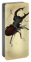 Stag Beetle Portable Battery Charger
