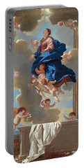 The Assumption Of The Virgin Portable Battery Charger