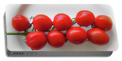 Tomatoes Portable Battery Charger