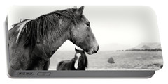 Virginia Range Mustangs Portable Battery Charger