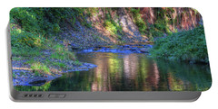 16x20 Canvas -  West Fork Fantasy Portable Battery Charger