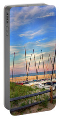 41st Street Beach In Ocean City Nj Portable Battery Charger