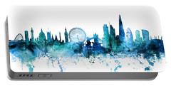 London England Skyline Portable Battery Charger