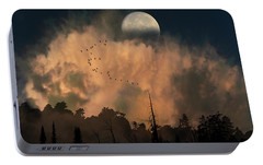 Portable Battery Charger featuring the photograph 4234 by Peter Holme III