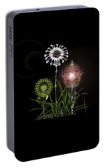 Portable Battery Charger featuring the photograph 4369 by Peter Holme III