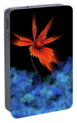 Portable Battery Charger featuring the photograph 4383 by Peter Holme III