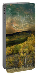 Portable Battery Charger featuring the photograph 4394 by Peter Holme III