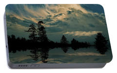 Portable Battery Charger featuring the photograph 4395 by Peter Holme III