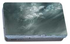 Portable Battery Charger featuring the photograph 4399 by Peter Holme III