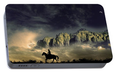 Portable Battery Charger featuring the photograph 4403 by Peter Holme III
