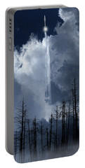 Portable Battery Charger featuring the photograph 4404 by Peter Holme III
