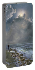 Portable Battery Charger featuring the photograph 4405 by Peter Holme III
