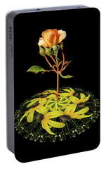 Portable Battery Charger featuring the photograph 4407 by Peter Holme III