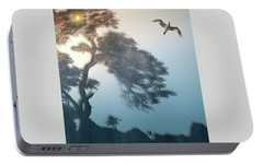 Portable Battery Charger featuring the photograph 4408 by Peter Holme III
