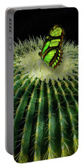 Portable Battery Charger featuring the photograph 4409 by Peter Holme III