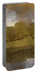 Portable Battery Charger featuring the photograph 4411 by Peter Holme III