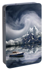 Portable Battery Charger featuring the photograph 4412 by Peter Holme III