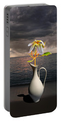 Portable Battery Charger featuring the photograph 4416 by Peter Holme III