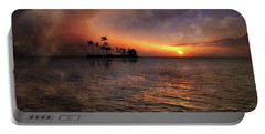 Portable Battery Charger featuring the photograph 4419 by Peter Holme III