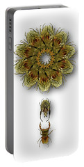Portable Battery Charger featuring the photograph 4421 by Peter Holme III