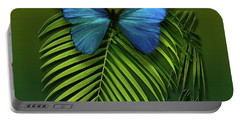 Portable Battery Charger featuring the photograph 4426 by Peter Holme III