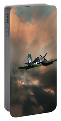 Portable Battery Charger featuring the photograph 4462 by Peter Holme III