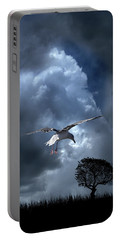 Portable Battery Charger featuring the photograph 4472 by Peter Holme III