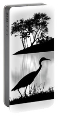 Portable Battery Charger featuring the photograph 4474 by Peter Holme III
