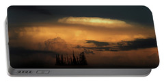 Portable Battery Charger featuring the photograph 4476 by Peter Holme III