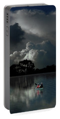 Portable Battery Charger featuring the photograph 4477 by Peter Holme III