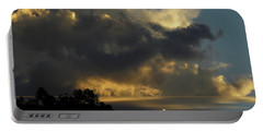 Portable Battery Charger featuring the photograph 4487 by Peter Holme III