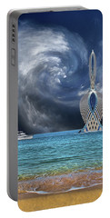 Portable Battery Charger featuring the photograph 4492 by Peter Holme III