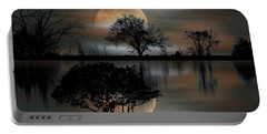 Portable Battery Charger featuring the photograph 4493 by Peter Holme III