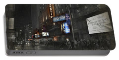 44th Street Nyc Portable Battery Charger