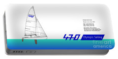 470 Olympic Sailing Portable Battery Charger