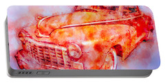 48 Dodge 3 Window Business Coupe Portable Battery Charger