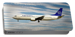 Funjet Vacations Boeing 737-400 Portable Battery Charger