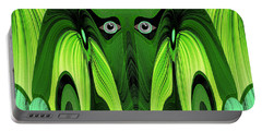 482   Green Ghost Of The Woods V Portable Battery Charger