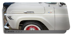 1957 Ford F100 Pickup Truck  Portable Battery Charger