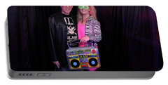 80's Dance Party At Sterling Events Center Portable Battery Charger