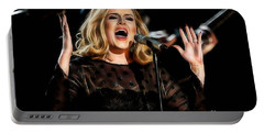 Adele Collection Portable Battery Charger