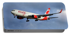 Air Canada Rouge Boeing 767-333 117 Portable Battery Charger