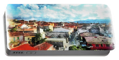 Arzachena Urban Landscape Portable Battery Charger