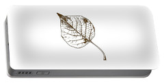 Autumn Day Portable Battery Charger by Chastity Hoff