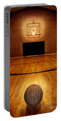 Basketball And Basketball Court Portable Battery Charger