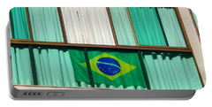 Portable Battery Charger featuring the photograph Brazil by Beto Machado